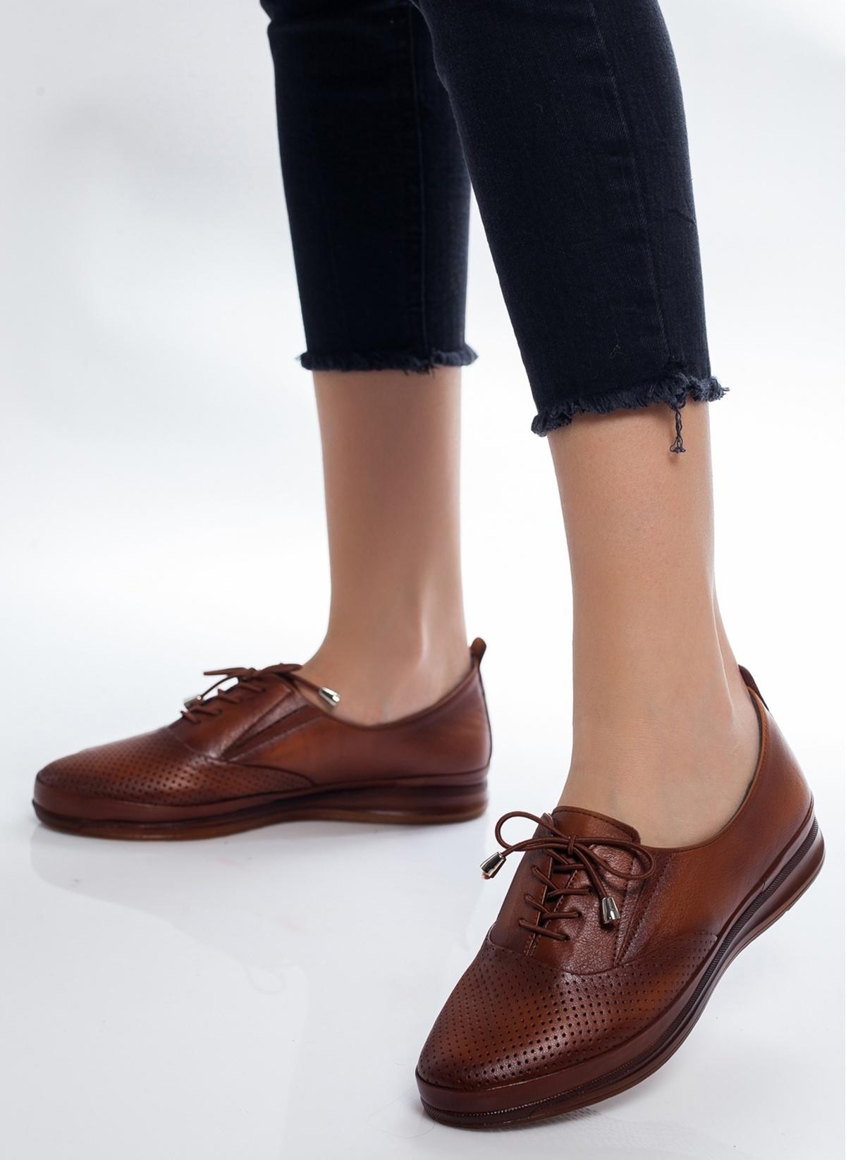 Efem Deri Ayakkabı 19ystl1957221 Günlük Ayakkabı – 225.0 TL